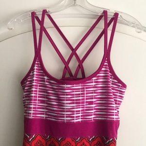 Cute summer stewpot dress with bra shelf M